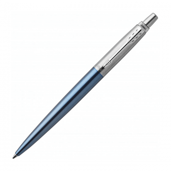 Długopis Parker Jotter Core Waterloo Blue CT z Twoim Grawerem